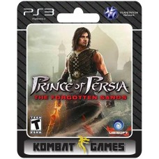 Prince of Persia The Forgotten Sands - PS3 midia digital