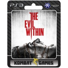 The Evil Within - PS3 midia digital