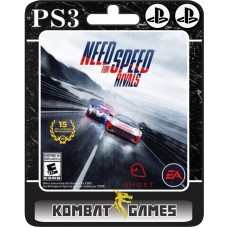Need For Speed Rivals - PS3 midia digital