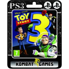 Toy Story 3 The Video Game - PS3 midia digital